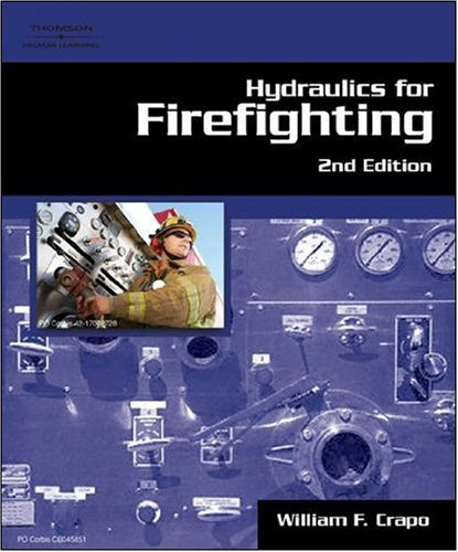 Hydraulics for Firefighting  2nd 2008 (Revised) edition cover