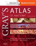 Gray's Atlas of Anatomy  2nd 2014 edition cover