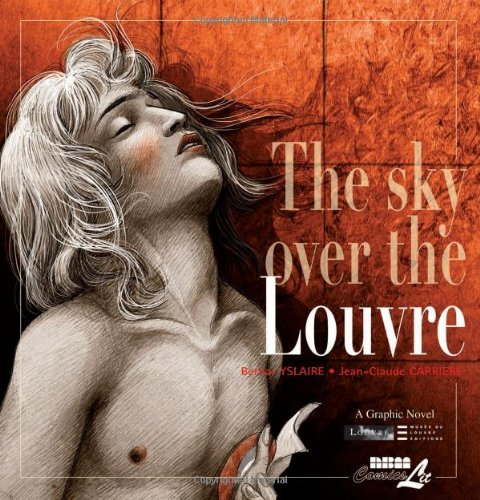 Sky over the Louvre   2011 edition cover