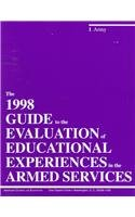 Guide to the Evaluation of Educational Experiences in the Armed Forces Volume 1 N/A 9781573561020 Front Cover