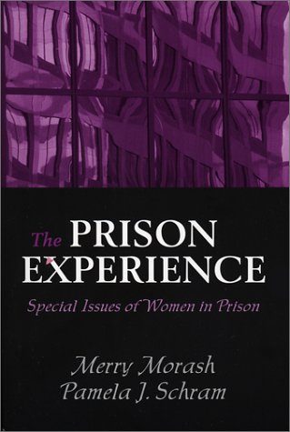 Prison Experience Special Issues of Women in Prison  2003 edition cover