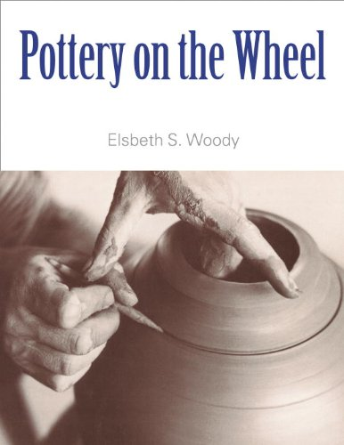 Pottery on the Wheel   2008 edition cover