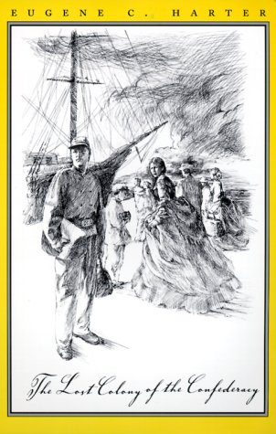 Lost Colony of the Confederacy   2000 edition cover