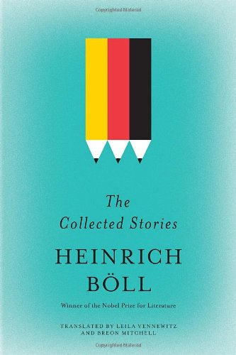 Collected Stories of Heinrich Boll   2011 edition cover
