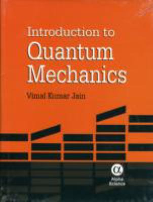 Introduction to Quantum Mechanics:  2010 edition cover