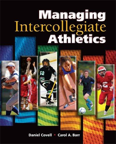 Managing Intercollegiate Athletics  2010 edition cover