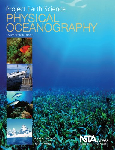 Project Earth Science Physical Oceanography 2nd 2011 edition cover
