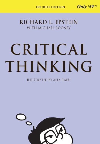 Critical Thinking, 4th Edition 4th 0 edition cover
