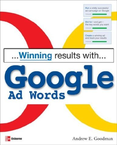Winning Results with Google Adwords   2005 9780072257021 Front Cover
