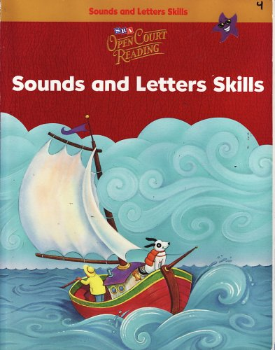 Sounds and Letters Skills   2002 edition cover