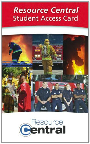 Resource Central Fire Student Access Code Card  3rd 2012 (Revised) 9780132816021 Front Cover
