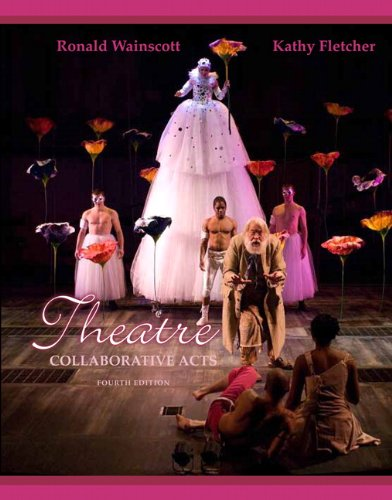Theatre Collaborative Acts 4th 2013 (Revised) 9780205118021 Front Cover