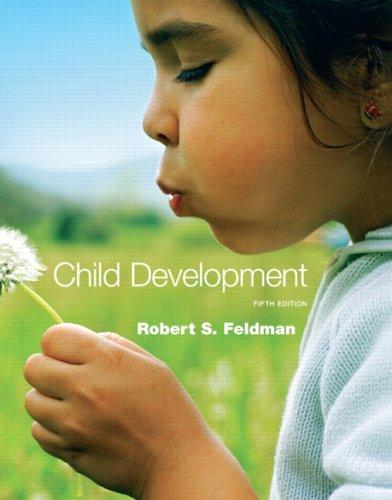 Child Development  5th 2010 edition cover