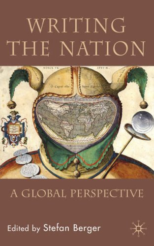 Writing the Nation A Global Perspective  2007 9780230008021 Front Cover