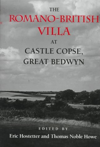 Romano-British Villa at Castle Copse, Great Bedwyn   1997 9780253328021 Front Cover