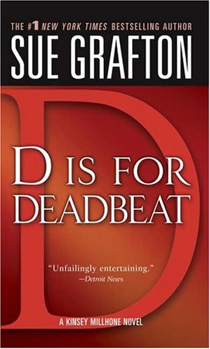 D Is for Deadbeat  N/A edition cover