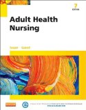 Adult Health Nursing  7th 2015 edition cover