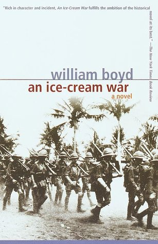 Ice-Cream War A Novel N/A edition cover