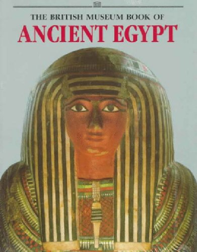 British Museum Book of Ancient Egypt N/A edition cover