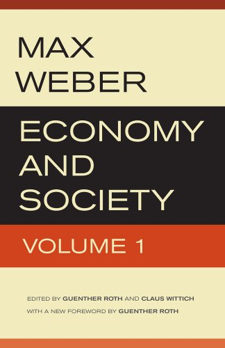 Economy and Society  2nd 2013 (Revised) edition cover