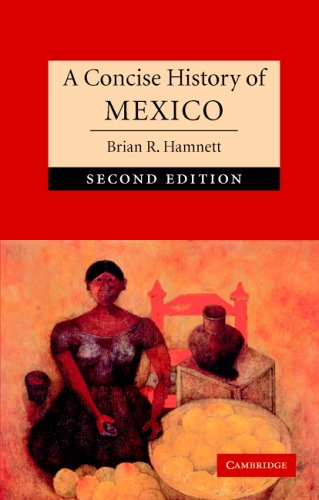 Concise History of Mexico  2nd 2006 (Revised) edition cover
