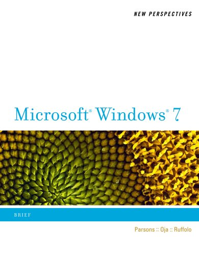 Microsoft� Windows� 7  2nd 2010 edition cover