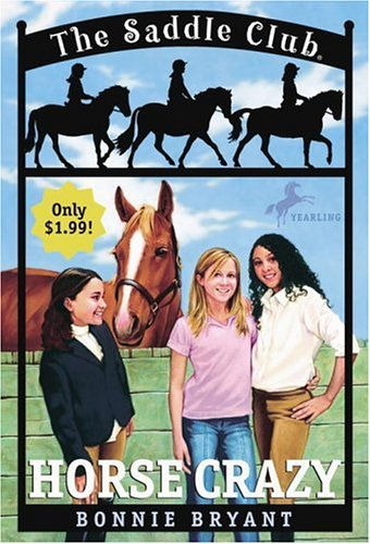 Horse Crazy  N/A 9780553484021 Front Cover
