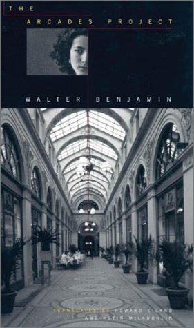 Arcades Project   1999 (Reprint) edition cover