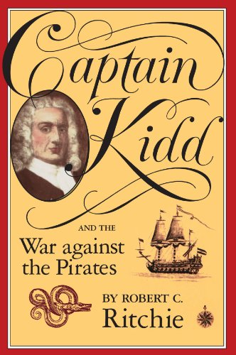 Captain Kidd and the War Against the Pirates   1986 (Reprint) edition cover