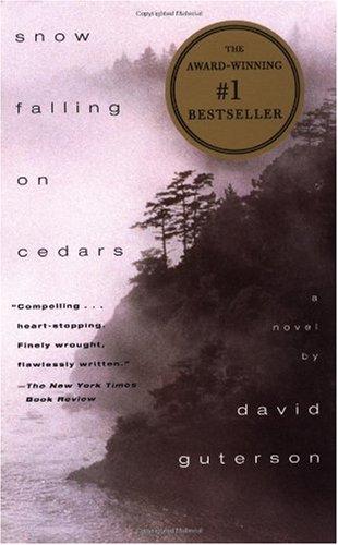 Snow Falling on Cedars A Novel  1995 edition cover
