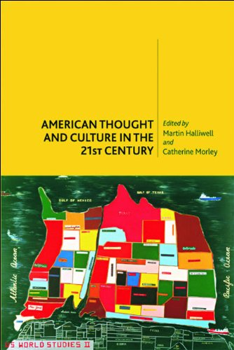 American Thought and Culture in the 21st Century   2008 9780748626021 Front Cover