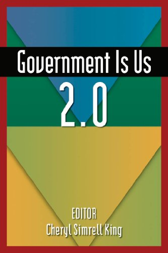 Government Is Us 2. 0   2011 edition cover