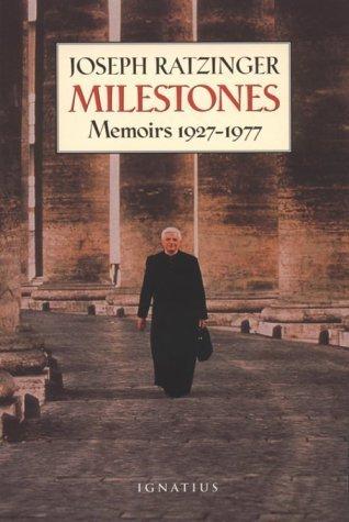 Milestones Memoirs, 1927-1977 N/A edition cover