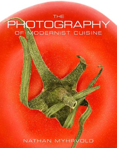 Photography of Modernist Cuisine   2013 9780982761021 Front Cover