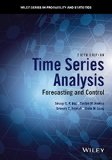 Time Series Analysis Forecasting and Control 5th 2016 edition cover