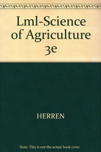 Science of Agriculture : A Biological Approach-Lab Manual 3e 3rd 2007 9781401898021 Front Cover