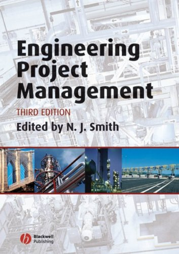 Engineering Project Management  3rd 2008 (Revised) edition cover