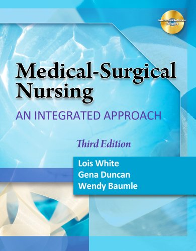 Medical Surgical Nursing An Integrated Approach 3rd 2013 edition cover