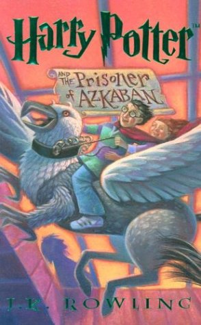 Harry Potter and the Prisoner of Azkaban  Large Type  edition cover