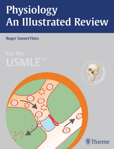 Physiology - an Illustrated Review   2012 edition cover