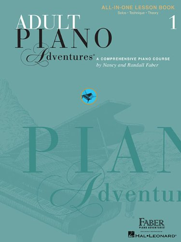 Adult Piano Adventures  N/A 9781616773021 Front Cover