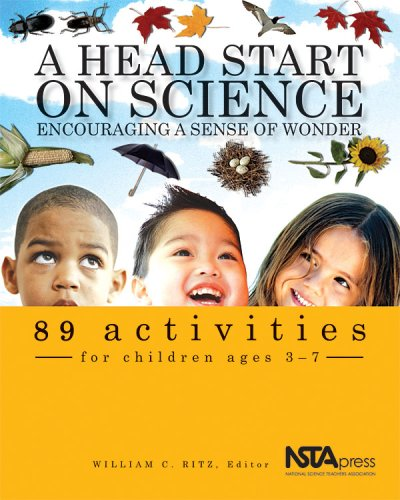 Head Start on Science Encouraging a Sense of Wonder  2007 edition cover