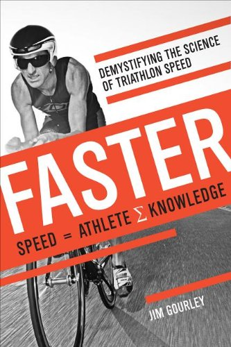 Faster Demystifying the Science of Triathlon Speed  2013 9781937715021 Front Cover