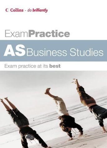 AS Business Studies (Exam Practice) N/A edition cover