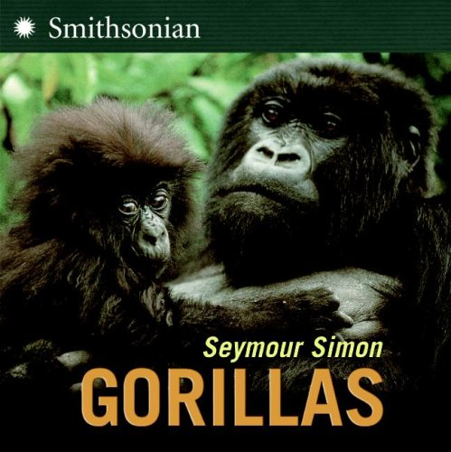 Gorillas N/A 9780060891022 Front Cover