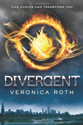 Divergent   2011 edition cover