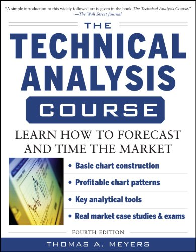 Technical Analysis Course Learn How to Forecast and Time the Market 4th 2011 edition cover