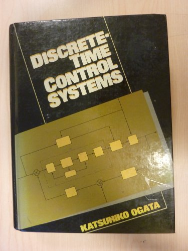 Discrete-Time Control Systems  N/A edition cover