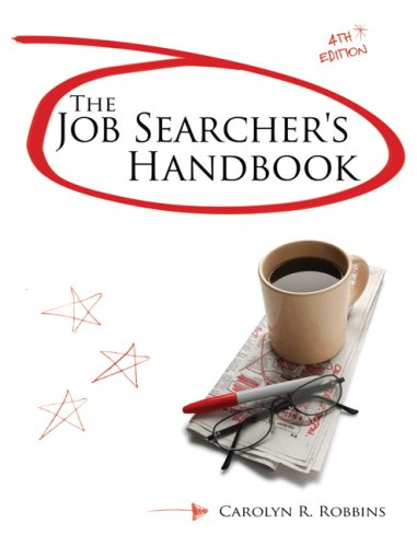 Job Searcher's Handbook  4th 2010 edition cover