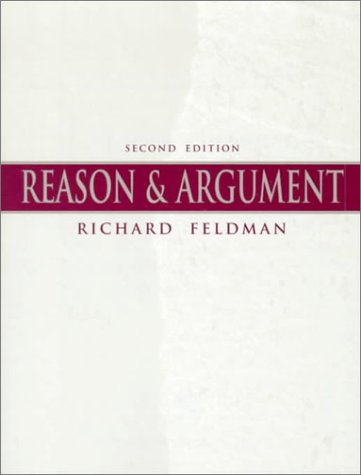 Reason and Argument  2nd 1999 edition cover